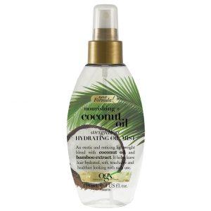 Coconut Milk Oil Mist, 118 ml OGX Hårolje
