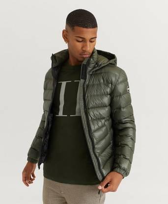 colmar jakke grønn