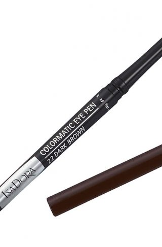 Colormatic Eye Pen, 1 g IsaDora Eyeliner