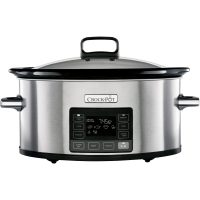 Crock-Pot Time Select 5,7 liter Slow Cooker