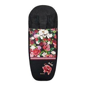 Cybex Platinum Footmuff Spring Blossom Dark One Size