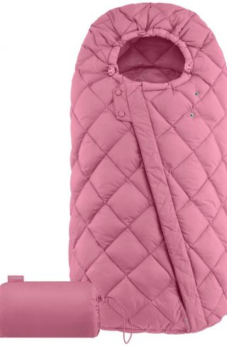 Cybex SNØGGA Vognpose, Magnolia Pink