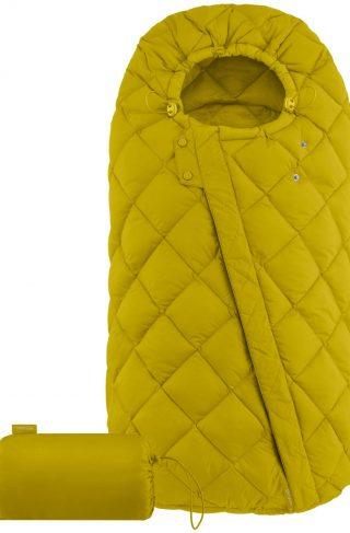 Cybex SNØGGA Vognpose, Mustard Yellow