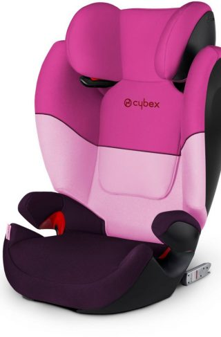 Cybex Solution M-Fix Beltestol, Purple Rain