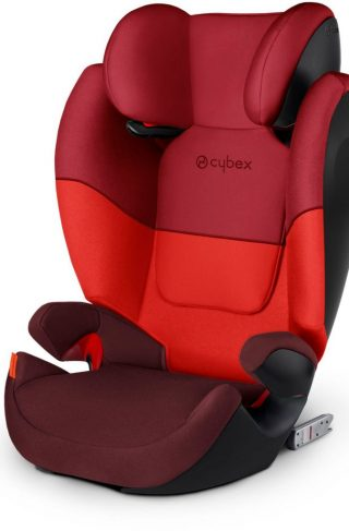 Cybex Solution M-Fix Beltestol, Rumba Red