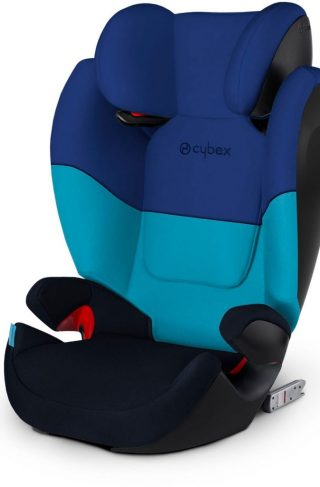 Cybex Solution M-fix Beltestol, Blue Moon