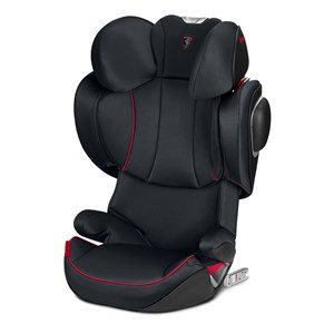 Cybex Solution Z-Fix Booster Seat Ferrari Victory Black One Size