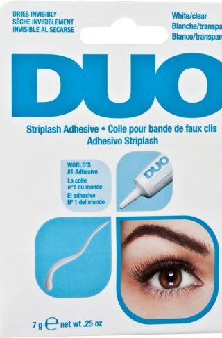 DUO Eyelash Adhesive White/Clear, Ardell Løsvipper