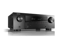 Denon AVR-X550BT, 5.1 kanaler, 130 W, AAC,FLAC,MP3,WMA, 522 - 1611 kHz, 58,5 - 1,8 MHz, 230 V