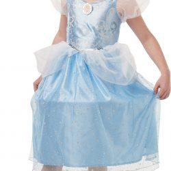 Disney Princess Kostyme Askepott 7-8 år