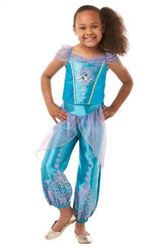 Disney Prinsesse Jasmine kostyme barn Small