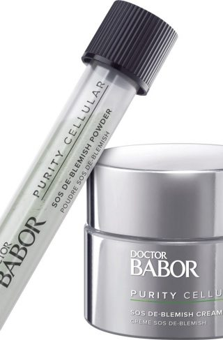 Doctor Babor Purity Cellular SOS De-Blemish Kit 59 ml