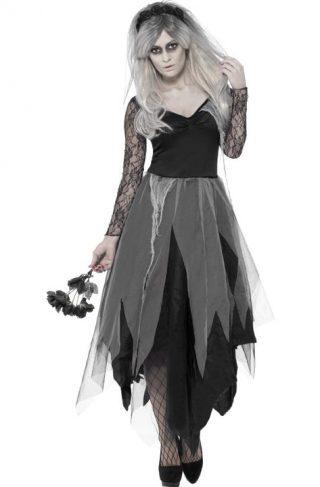 Dødens Brud Kostyme Small