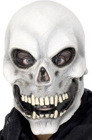 Dødninghode Grin Maske