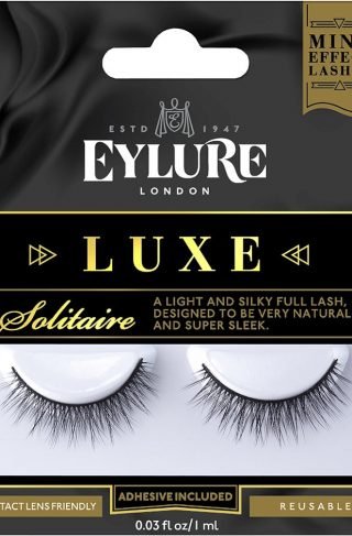 EYLURE LUXE SOLITAIRE, Eylure Løsvipper