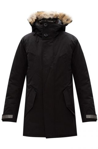 'Edgewood' down jacket