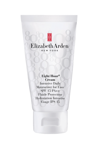 Eight Hour Cream Intensive Daily Moisturizer for Face SPF15 50ml
