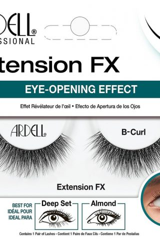 Extension FX B Curl, Ardell Løsvipper