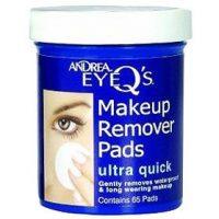 Eye Q Makeup Remover Pads Ultra-Quick, Andrea Ansiktsrengjøring