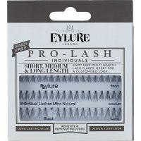 Eylure Pro-Lash Individuals, Short Medium & Long Length Ultra Natural, Eylure Løsvipper