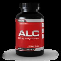 Fairing ALC - Acetyl L-Carnitine 500mg - 90 kaps