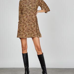 Faithfull The Brand Dress Fontane Mini XS