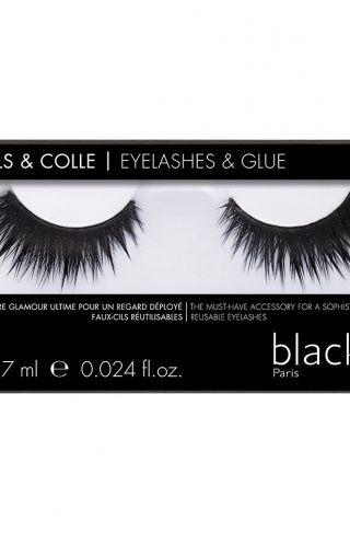 False Eyelashes, blackUp Løsvipper