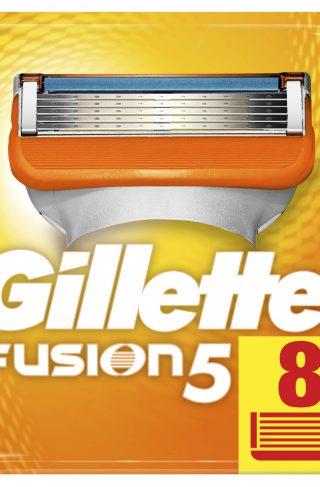 Fusion5 Razor Blades 8 Pack
