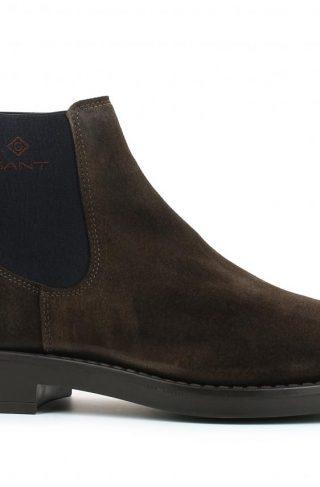 Gant Oscar G Dark Brown Boots Herre 40-46