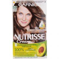 Garnier Nutrisse Mocca, Garnier Brun hårfarge