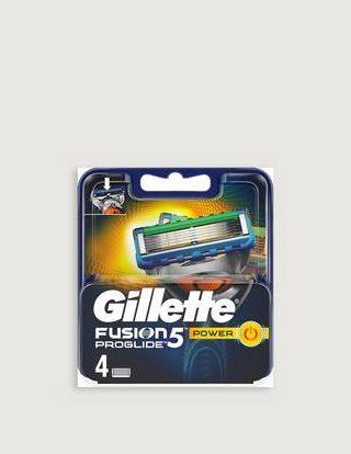 Gillette Barberblader Fusion Proglide 4-pk Grå