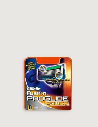 Gillette Barberblader Power Proglide 8-pk