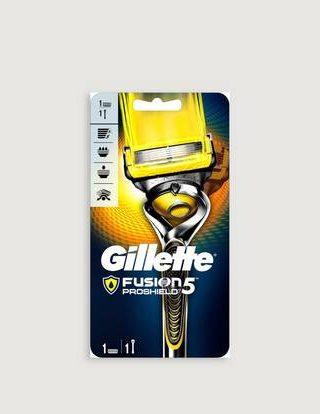 Gillette Barberhøvel Proshield Manual TMR Grå