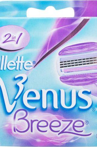 Gillette Venus Breeze Refill, Gillette Barberhøvler & Barberblad
