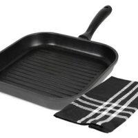 Grillpannesett Black 28 cm