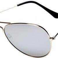 Haga Eyewear Sunwear Solbriller, Sølv