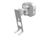 Hama - Veggmontering for høyttaler(e) (Easy-Fix) - plastikk, metall - hvit - for Sonos PLAY:1