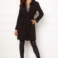 Happy Holly Scarlett coat Black 48/50