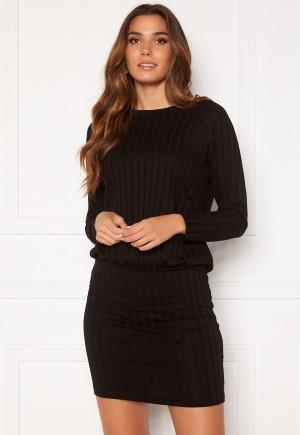 Happy Holly Thea cuff dress Black 48/50