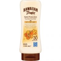 Hawaiian Tropic Satin Protection Lotion, 180 ml Hawaiian Tropic Solprodukter