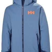 Helly Hansen Hillside Jakke, Blue Fog 140