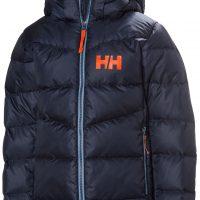 Helly Hansen Isfjord Down Mix Jakke, Navy 140