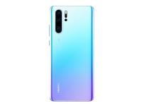 Huawei P30 Pro - Smarttelefon - dobbelt-SIM - 4G LTE - 128 GB - GSM - 6.47 - 2340 x 1080 piksler - RAM 8 GB (32 MP-frontkamera) - 4x bakkameraer - Android - åndedragskrystall
