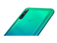 Huawei P40 lite E - Smartphone - dual-SIM - 4G LTE - 64 GB - microSDXC slot - GSM - 6.39 - 1560 x 720 pixels - IPS - RAM 4 GB - (8 MP frontkamera) - 3x bagkamera - Android - aurorablå