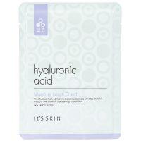Hyaluronic Acid Moisture Sheet Mask, 17 g It'S SKIN Ansiktsvann
