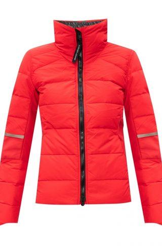 'Hybridge' down jacket