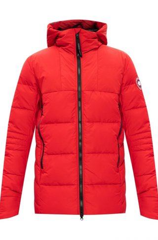 'Hybridge' hooded jacket