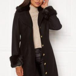 Ida Sjöstedt Zoey Coat Black 38