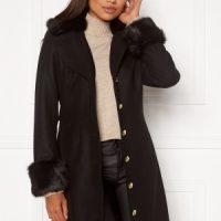 Ida Sjöstedt Zoey Coat Black 40