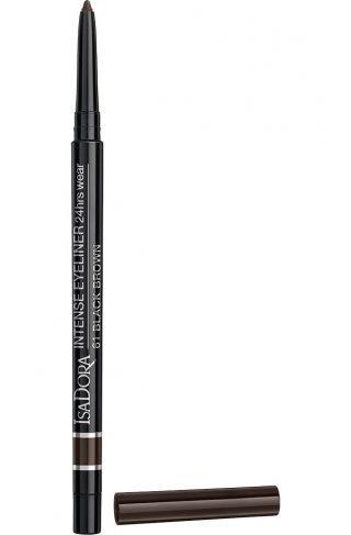Intense Eyeliner 24 Hours Wear, 0.35 g IsaDora Eyeliner
